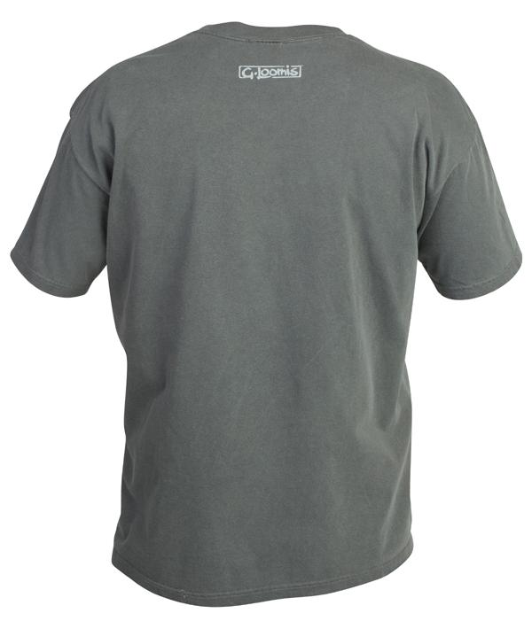 G.Loomis Premium T-Shirt Plaid Charcoal XXL