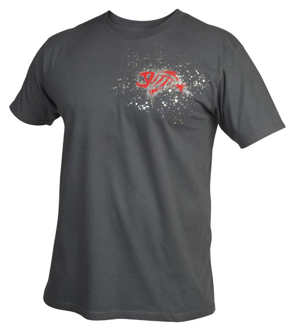G.Loomis Premium Short Sleeve T-shirt Splattered Black M