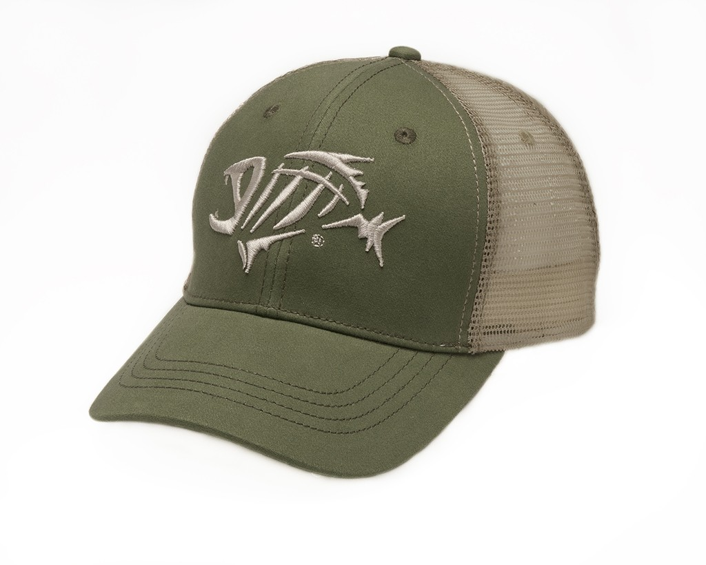 G.Loomis Bandit Trucker Hat Green