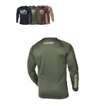 G.Loomis Compass Long Sleeve T-Shirt DARK OLIVE Colour Size Larg