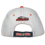 Dobyns Rods Navy Mesh Back Fishing Hat