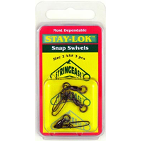 Stringease Stay-Lok Snap Swivels